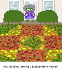 From our friends at Kansas City Star Quilts comes a new Mrs. Bobbins moment.