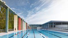 Centro acuático Louviers / DRD Architecture