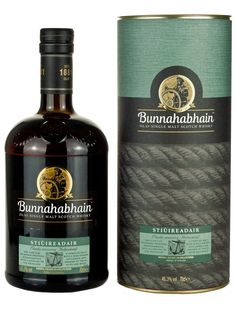 Bunnahabhain.... our favorite whisky from islay.