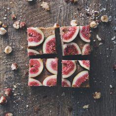 Hazel & Cacao   Raw Fig Slice