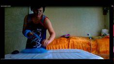 валяние носков из шерсти -1 часть