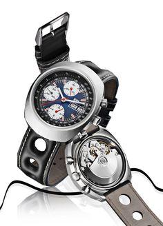 Union Glashütte: Belisar Chronograph Limitierte Edition Sachsen Classic 2015 » Das Uhren Portal: Watchtime.net