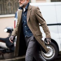 Denim and Tweed