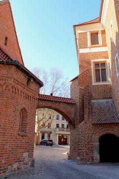 Brama Kluskowa - Ostrów Tumski we Wrocławiu