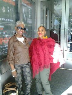 Red and brown in Harlem 2014