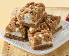 Easy Salted Peanut Chews by Betty Crocker Recipes
