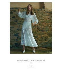 Lançamento white edition | Alto Verão SS18