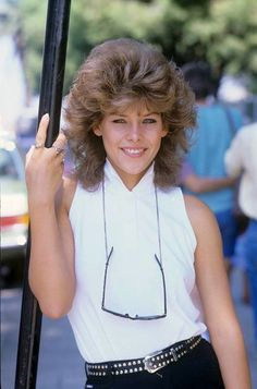 C.C.Catch #cccatch #dieterbohlen #eurodisco Bouffant Hair, Medium Curly, Perms, Female Face, Vintage Hairstyles, Woman Face, My Hair, Singers, Musicians