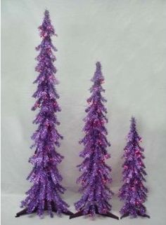 Image detail for -Purple Christmas Tree