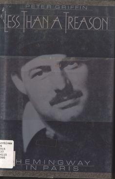 Hemingway in Paris.