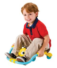 Lil' Buzz Twist Rider