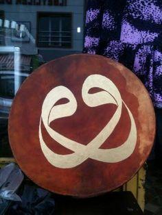 . Ocean Drum, Bat Signal, Superhero Logos, Art, Pattern, Kunst, Art Education, Artworks