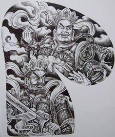 Yakuza Tattoo, C Tattoo, Chinese Picture, Face Painting Tutorials, Octopus Tattoos, Chest Piece Tattoos, Traditional Japanese Tattoos, Japanese Tattoo Designs, Japan Tattoo