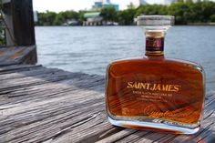 Friday Happy Hour: My All-Too-Sudden Surrender to Rhum Saint James Quintessence