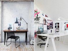 工作天也能是愜意的玩樂天 50 個北歐極簡風辦公室 | Polysh