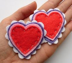 Bugs and Fishes by Lupin: Crafty Projects for Valentine's Day