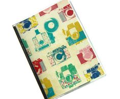 PASSPORT COVER  Kodachrome by TwoPolkaDots on Etsy, $5.00
