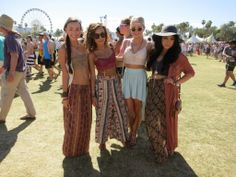 #Coachella 2014 Style Guide @ The Fashion Mood Book blog