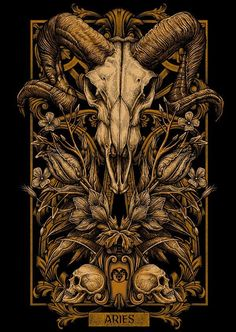 Here're my first series T shirt illustration i did for local brand called Blacklimited from Bangkok Thailand. Dark Artwork, Metal Artwork, Horoscope Tattoos, Satanic Art, Japanese Artwork, Occult Art, Shirt Print Design, Chicano Art, Zodiac Art