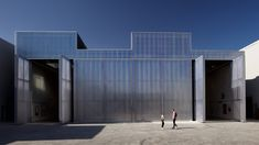 OMA's first project in Dubai is a cultural centre with moving eight-metre-high walls