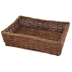 The Padstow Wicker Empty Hamper Basket is a very nice versatile wicker basket made from brown willow. Description from ebay.co.uk. I searched for this on bing.com/images