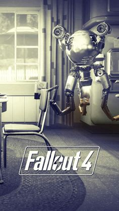 Fallout 4- codsworth