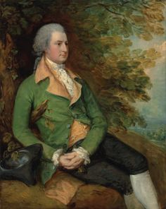 Thomas Gainsborough, Portrait of Thomas Brooke, Private collection