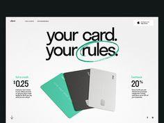 Mobile Banking Service Website by tubik News Web Design, Page Design, Ui Design, Blur, Analytics Dashboard, Banking Services, Minimal, 3 D, Typography