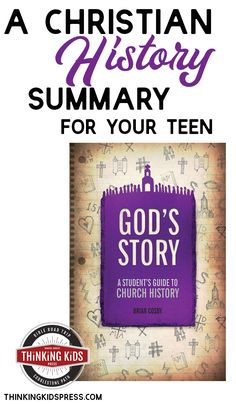 Looking for a Christian history summary for students from a theologically conservative viewpoint? This is a great Christian history book for teens! Homeschool High School, Homeschool Curriculum, Parenting Articles, Parenting Tips, Prayer For Family, Christian Pictures, Books For Teens, Science Books, Christian Parenting