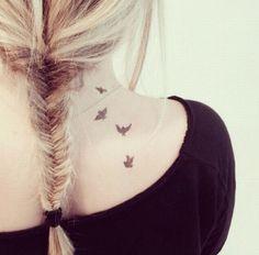 20 διακριτικά τατουάζ για γυναίκες που φαίνονται λίγο αλλά αρέσουν πάρα πολύ.....