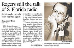 My Tribute to Radio's Neil Rogers - Critical MAS
