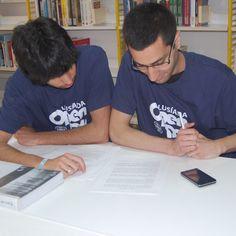 Pormenor das actividades desenvolvidas no Lusíada Open Day 2014.