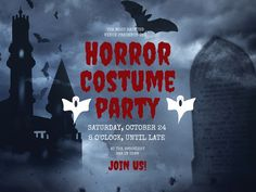 50 best halloween party invites templates images