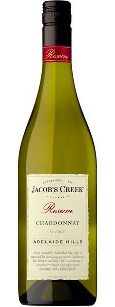 Jacob's Creek Reserve Chardonnay