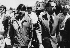 March 31 is Cesar Chavez Day. It's an official state holiday in California, but it's not a federal holiday -- not yet. But the U.S. Civil Rights Commission wants to change that.