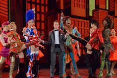 Tony Award-Winning Musical: Kinky Boots New York 2014