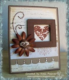 Gourmet Rubber Stamps set Sealed with a Kiss  created by Kelli Palmer