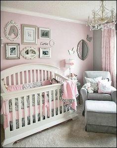 Decorating theme bedrooms - Maries Manor: baby bedrooms - nursery decorating ideas - girls nursery - boys nursery - baby bedding