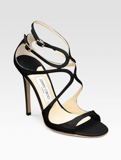 Jimmy Choo Sandal Heels... beautiful shoes .