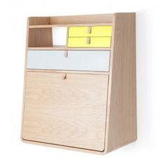 Hart secr taire mural bambou gaston decorat pinterest products an - Secretaire mural ikea ...