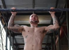 The Importance of Pull-up Bar Training