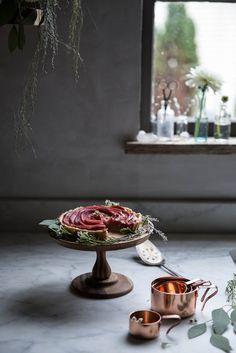 Local Milk | modern nostalgia: a thanksgiving table & rose apple tart