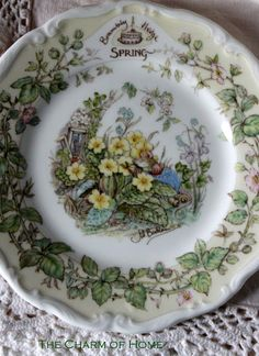 Brambly Hedge China: The Charm of Home