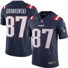 14f5cfad80e ... Nike Patriots 90 Malcom Brown White Super Bowl LI 51 Mens Stitched NFL  New Elite Jersey ...