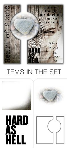 """""""Heart Of Stone"""" by giovanina-001 ❤ liked on Polyvore featuring art"""
