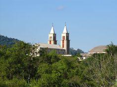 Torres da Igreja Matriz de Taió