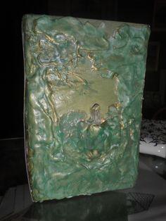 Handmade Handbound Journals; assemblage and altered.  Original works of art.