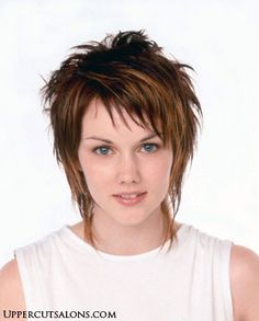 Cute Short Shag Haircuts | Shag Hairstyles Ideas