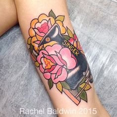 32 Ideas For Sewing Machine Tattoo Design Mom Up Tattoos, Life Tattoos, Flower Tattoos, Body Art Tattoos, Sweet Tattoos, Tattos, Hand Tattoos, Pretty Tattoos, Beautiful Tattoos