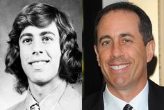 Jerry Seinfeld.... He has indeed aged well;-)